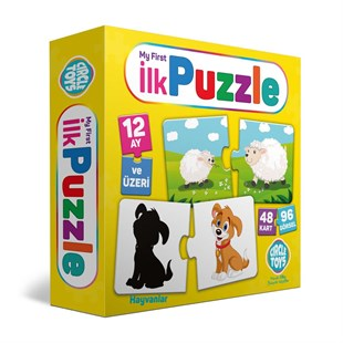 Circle Toys My First İlk Puzzle