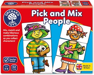 Orchard Pick And Mix People Game 3-7 Yaş